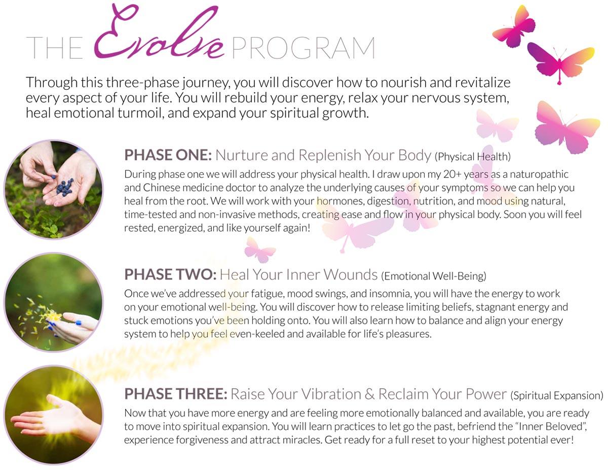 Evolve Coaching Program